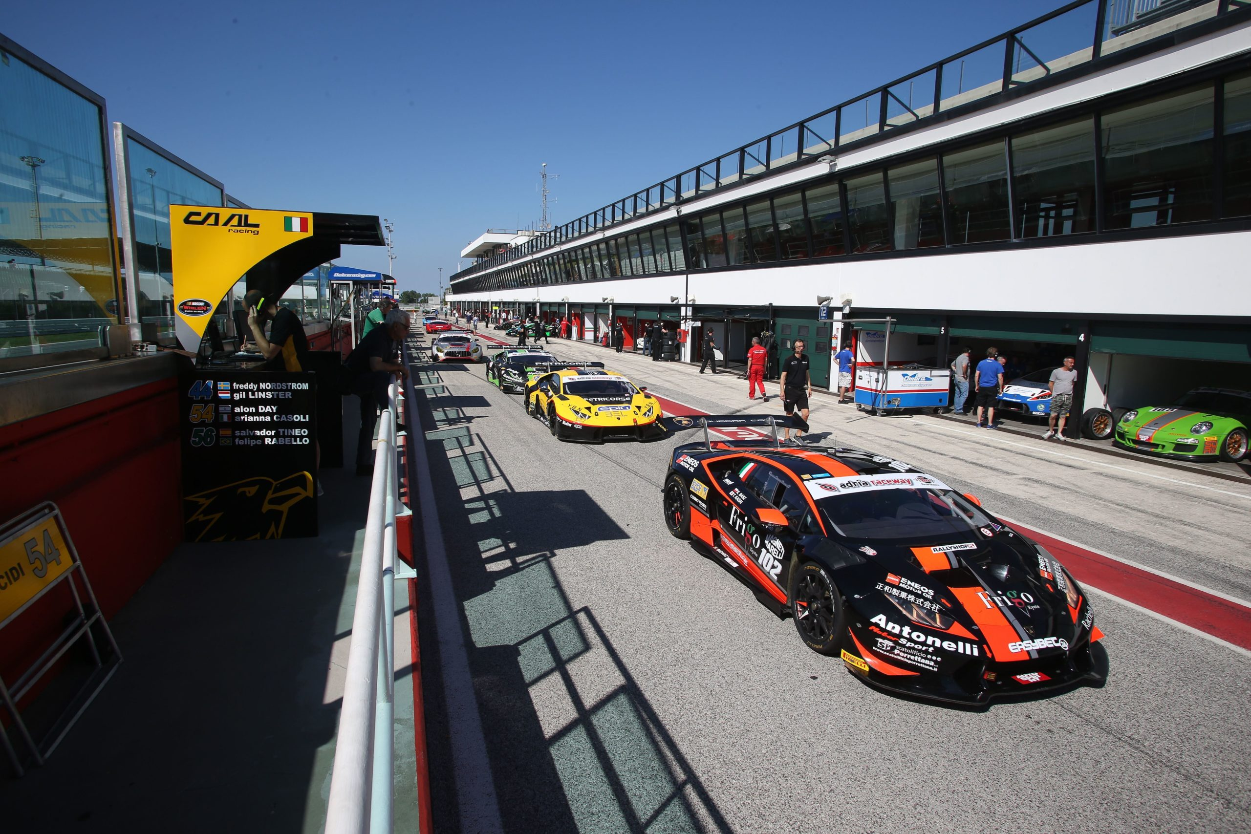 Takashi-Basz (Antonelli Motorsport,Lamborghini Huracan-S.GTCup #102)